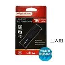 【下殺↘94折】Gigastone U207S USB 2.0 32GB 膠囊隨身碟 黑