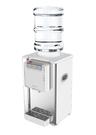 《免運可刷卡》元山 桌式桶裝不銹鋼冰溫熱飲水機 YS-8201BWIB / YS8201BWIB