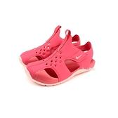 中童 NIKE SUNRAY PROTECT2 (PS) 輕量 運動 休閒涼鞋《7+1童鞋》E896 粉色