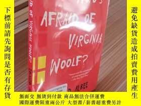 二手書博民逛書店WHO S罕見AFRAID OF VIRGINIA WOOLF?EDWARD ALBEEY179226