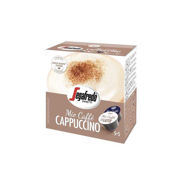 SF-DG03 Segafredo Cappuccino 咖啡膠囊(5杯入) ☕Dolce Gusto機專用☕