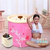 汗蒸箱 蒸汽桑拿浴箱家用家庭桑拿房熏蒸機泡澡汗蒸房單人滿月T