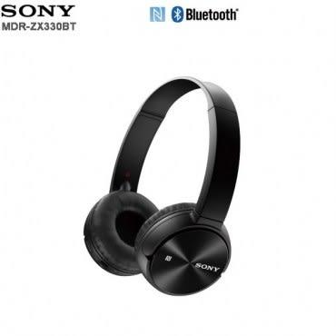 SONY  MDR-ZX330BT 耳罩式 立體聲 藍芽耳機