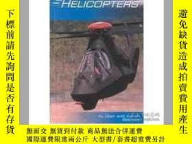 二手書博民逛書店The罕見Worlds Fastest Helicopters (Built for Speed)-世界上最快的直