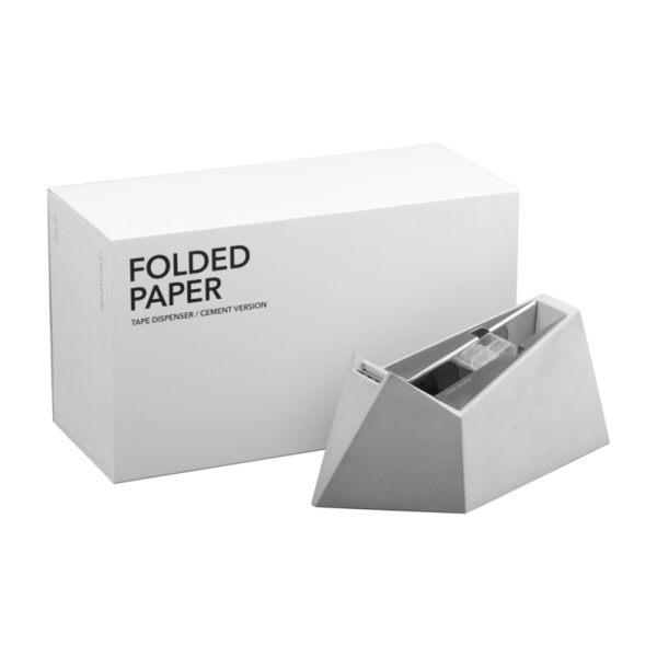 CEMENT 水泥紙摺膠帶台