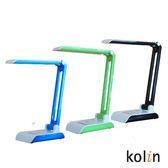 歌林 Kolin LED觸控護眼檯燈 KTL-SH200LD 藍色【屈臣氏】