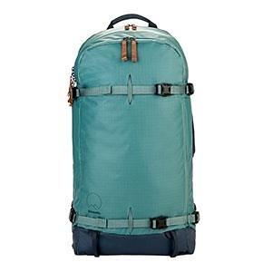 【520-004】Shimoda Explore 40 Starter Kit - Sea Pine, 探索40海藍色專業背包 附2內袋 可另購雨套