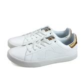 KANGOL 休閒鞋 皮質 白色 男鞋 6821240206 no125