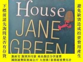 二手書博民逛書店THE罕見Beach Houase JANE GREENY263