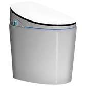免治馬桶 智慧馬桶小尺寸全自動即熱式清洗烘干小戶型電動智慧座坐便器
