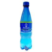 舒味思萊姆口味氣泡水500ml*4【愛買】