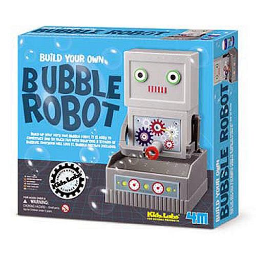 【4M】美勞創作DIY 愛吹泡泡機器人 Bubble Robot