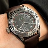 Vivienne Westwood 浪漫不羈視覺設計腕錶 VV007CHBR 熱賣中!