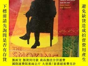 二手書博民逛書店The罕見Smoking Diaries by Simon Gr