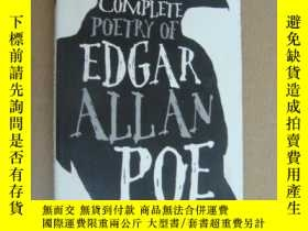 二手書博民逛書店The罕見Complete Poetry of Edgar Allan PoeY85718 Edgar All