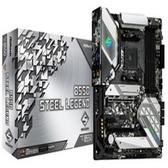 【綠蔭-免運】華擎 ASRock B550 STEEL LEGEND AMD AM4 ATX 主機板