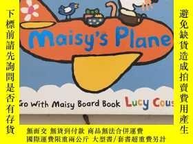 二手書博民逛書店Maisy's罕見PlaneY23470 LUCY COUSIN