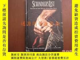 二手書博民逛書店中英文:Schindler s罕見List Images of