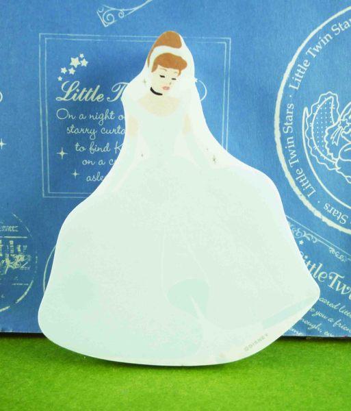 【震撼精品百貨】公主 系列Princess~造型便條-灰姑娘