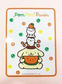 【震撼精品百貨】Pom Pom Purin 布丁狗~大貼紙-西瓜#67023