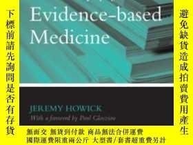 二手書博民逛書店Philosophy罕見of Evidence-based Me