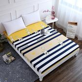 雙十二年終盛宴床笠單件純棉薄棕墊床罩1.2m宿舍兒童全棉床墊套1.51.8米床單定做   初見居家