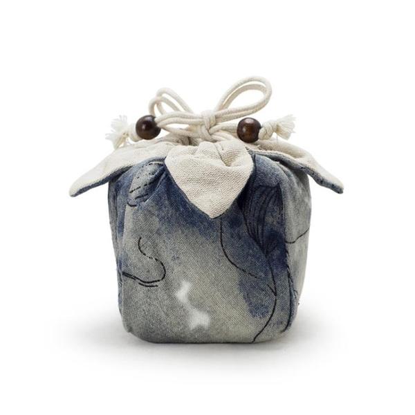茶具茶杯收納袋子