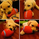 狗狗玩具耐咬磨牙發聲球解悶神器小狗柯基幼犬金毛大型犬寵物用品 樂活生活館
