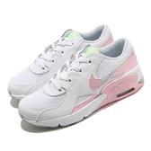 Nike 休閒鞋 Air Max Excee MWH PS 白 粉紅 氣墊 中童鞋 【ACS】 CW5832-100