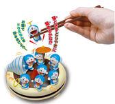 哆啦A夢 DORAEMON 銅鑼燒 一起玩疊疊樂 夾夾樂 日本帶回 正版 益智