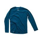 [Outd'r Show] 中性細纖刷毛保暖上衣 藍 (14A31-5A)