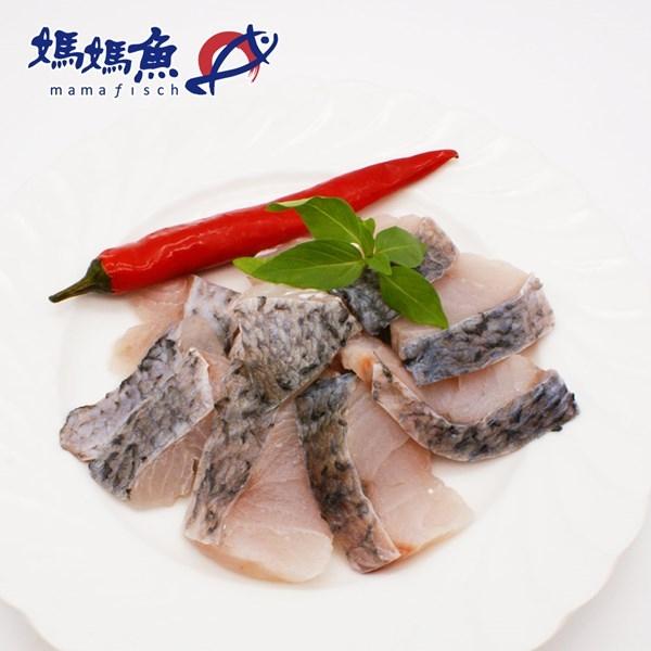 媽媽魚N.優質養殖系列-金目鱸魚片(200g/片,共兩片)﹍愛食網