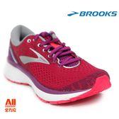【BROOKS】女款避震型慢跑鞋 GHOST 11 -莓果紅(771B691)-現貨/預購【全方位運動戶外館】