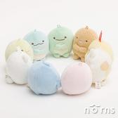 【日貨角落生物絨毛鎖圈吊飾】Norns 日本正版SAN-X 蜥蜴 恐龍 炸豬排 炸蝦 麻糬感 鑰匙圈 娃娃玩偶