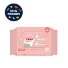 Little Apeach 桃子款潔膚柔濕巾 10枚 Kakao Friends