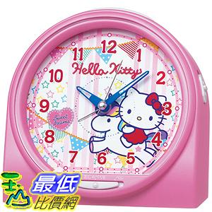 [東京直購] SEIKO CLOCK CQ134P 凱蒂貓 Hello Kitty 時鐘 鬧鐘 alarm clock