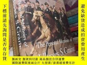 二手書博民逛書店The罕見Personal Memoirs Of Ulysses S. Grant: The Complete A