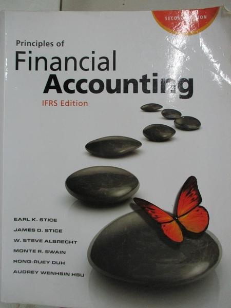 【書寶二手書T1/大學商學_EXQ】Principles of financial accounting_Earl K. Stice [and others]