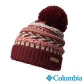 Columbia 毛線保暖帽-紅色 【GO WILD】