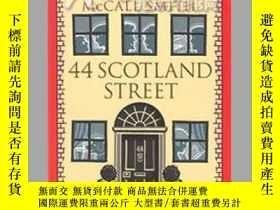 二手書博民逛書店44罕見Scotland StreetY12620 Alexan