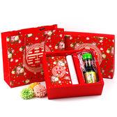 幸福婚禮小物❤DIY喜氣洋洋喜米醬油禮盒❤伴娘禮/喝茶禮/工作人員禮物/活動禮物/醬油喜米組合