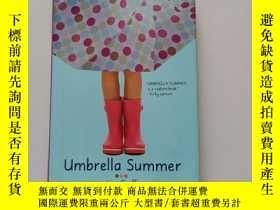 二手書博民逛書店Umbrella罕見Summer【英文原版】精裝Y22264 Lisa Graff 著 HarperColli