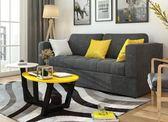 沙發床可折疊沙發床上下鋪客廳小戶型家具多功能簡約現代布藝雙人沙發 DF 維多原創 免運