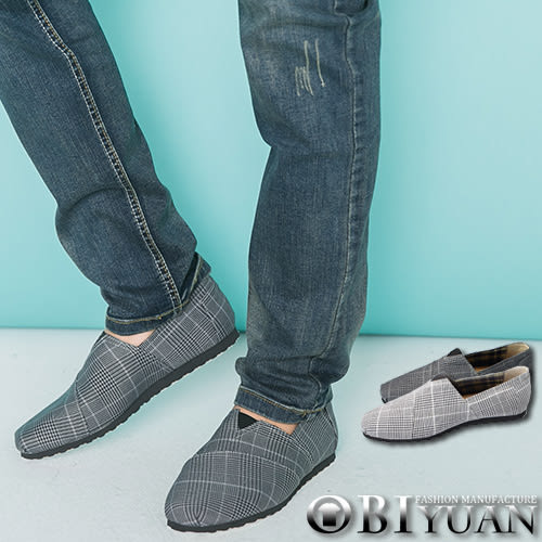 出清不退換MIT手工休閒鞋【QFTP15】OBI YUAN 懶人鞋 出清不退換