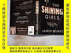 二手書博民逛書店The罕見Shining GirlsY198833 Lauren