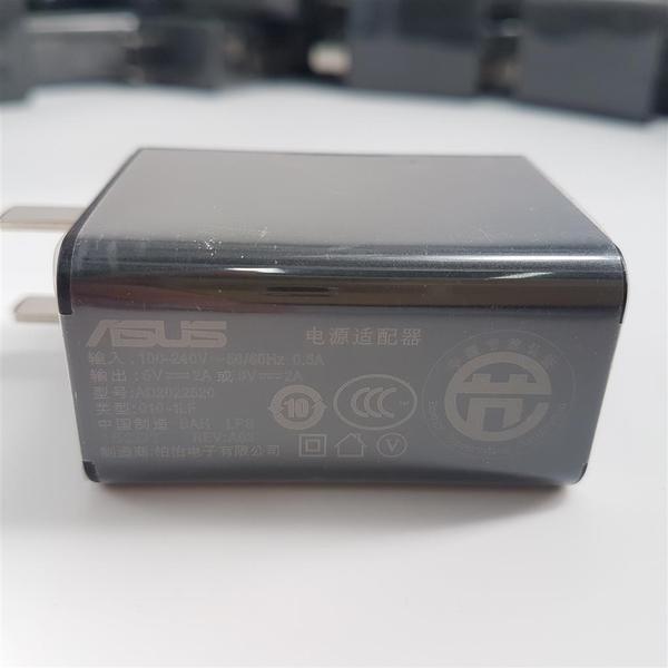 華碩 ASUS 9V2A 原廠 QC2.0 ASUS Zenfone3系列 5V 9V/2A QC3.0原廠快速旅充頭