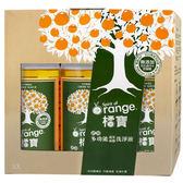 橘寶 多功能蔬果/碗盤洗淨液組 300ML*3瓶(含噴頭*1)