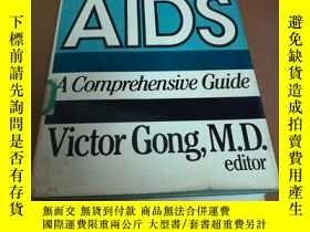二手書博民逛書店Understanding罕見AIDS A Comperhens