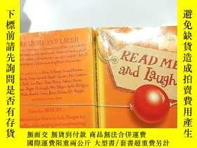 二手書博民逛書店Read罕見Me and Laugh: A Funny Poem for Every Day of the Yea