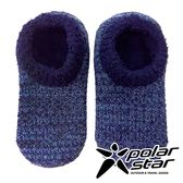 Polarstar 防滑室內保暖襪 藍 室內拖│雪襪 P16637